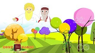 The Death of Moses I Stories of Moses I Animated Children