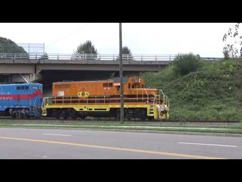 A Shortline Railroad in Chesapeake Va 2016