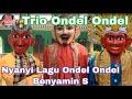 Ondel Ondel Nyanyi Lagu Ondel Ondel Benyamin S