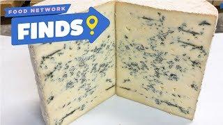 Making Blue Cheese at Jasper Hill Farm | Food Network