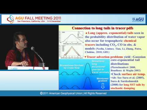 NG32B Current Issues in Stochastic Weather and Climate Modeling I