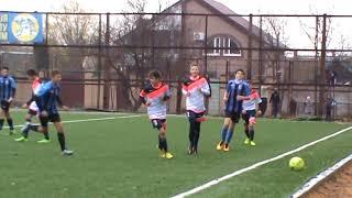 Освіта ( Херсон) - Черноморец 03  1 тайм  0:0  ( 2:1)