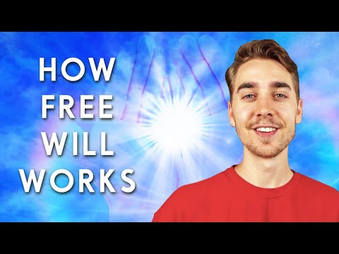Free Will Explained - How You Can Manifest Your Desires With The Law Of Attraction