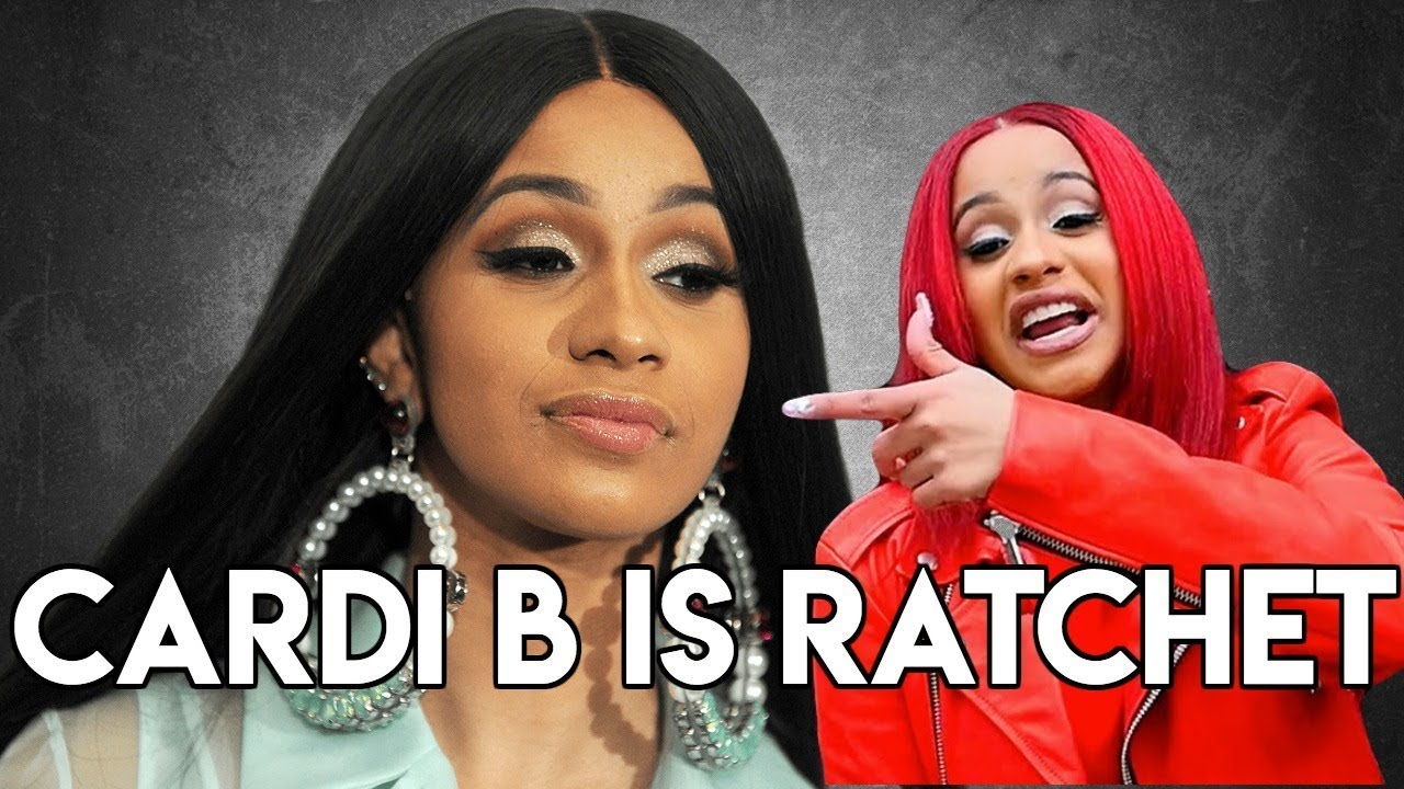 Cardi B and her RATCHET Antics #GirlTalk