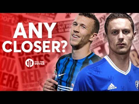 Matic, Dier and Perisic Latest! Tomorrow's Manchester United Transfer News Today! #36