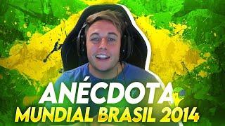 ANÉCDOTA VIAJE MUNDIAL BRASIL 2014 | parte 1