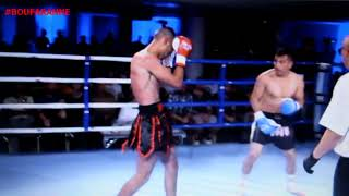 Fight NORWAY  AMINE BOUFARANNE  VS Milton Gallareta