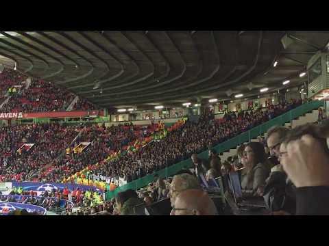 Manchester United - FC Basel 3:0   Basel Fans