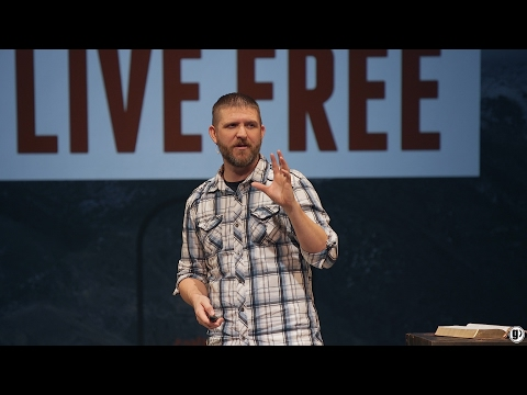 Land Of The Free, Home Of The Slave | Thou Shalt Live Free (Week One)