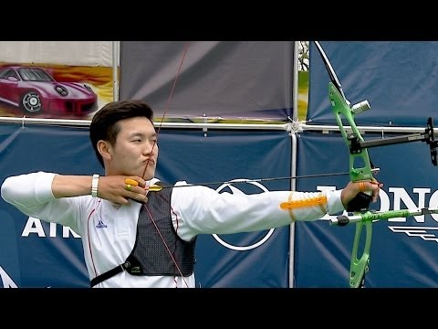 LIVE recurve team finals -- Medellin 2014 Archery World Cup stage 2