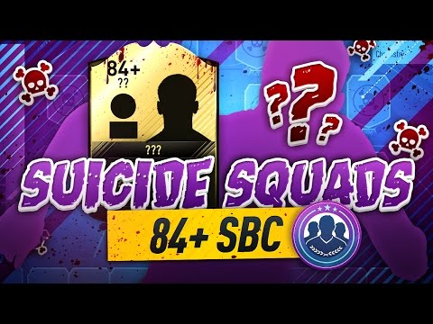 84+ RATED TOTW GUARANTEED SBC SUICIDE SQUADS!!!
