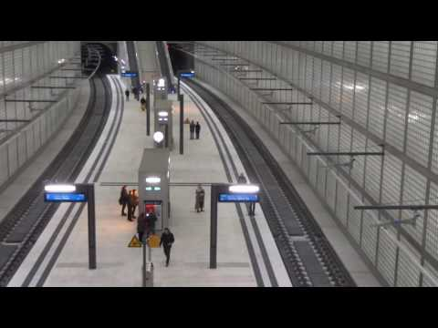 City Tunnel Leipzig Impressions