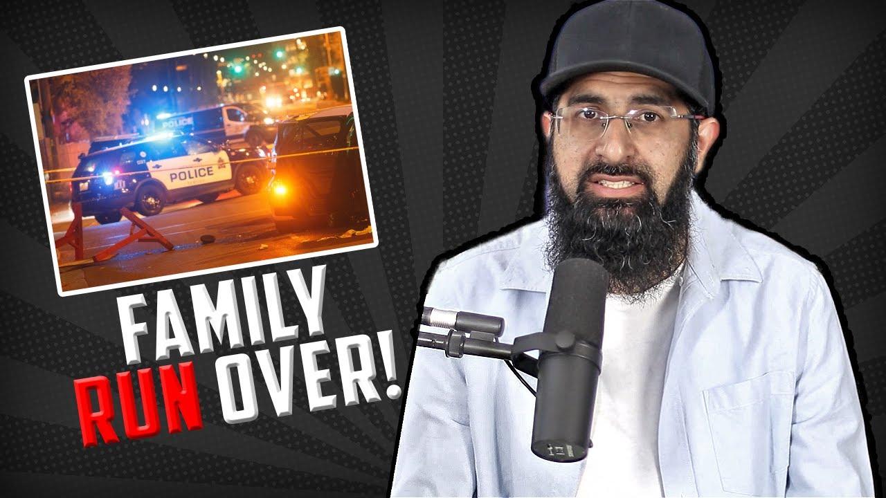 TERRORIST KILLS MUSLIM FAMILY- ONLY CHILD SURVIVES