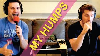 MY HUMPS REMIX | Hot Mics w/ Flula & 80Fitz | Plus Just For Laughs News!