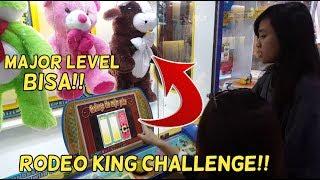 TERNYATA BISA!! TRIK MAIN RODEO KING SAMPAI MAJOR LEVEL!!