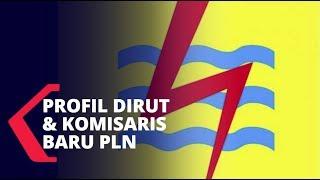 Ini Dirut dan Komisaris Utama PLN: Zulkifli Zaini dan Amien Sunaryadi
