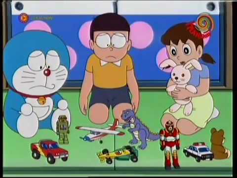 "Doraemon In Hindi Full Episode 2017 - ""Toy Town"""