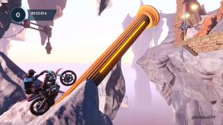 Trials Fusion - Shivering Isles Challenges (Making Waves, Fragile Be Careful, Path to Enlightenment)