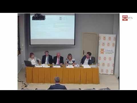 El futuro de la vivienda en la Comunidad de Madrid, Seminario del Colegio de Economistas de Madrid