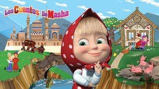 Los Cuentos De Masha - Trailer 🎬