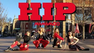 [KPOP IN PUBLIC UK] MAMAMOO (마마무) - HIP | Dance Cover 커버댄스 by KONCEPT