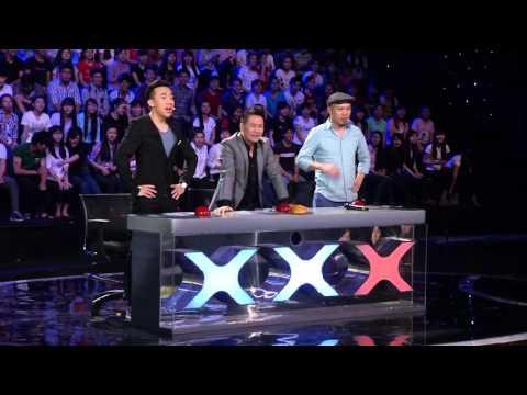 """Xuất hiện """"tiết mục hay nhất của Vietnam's Got Talent cho đến thời điểm này"""""""