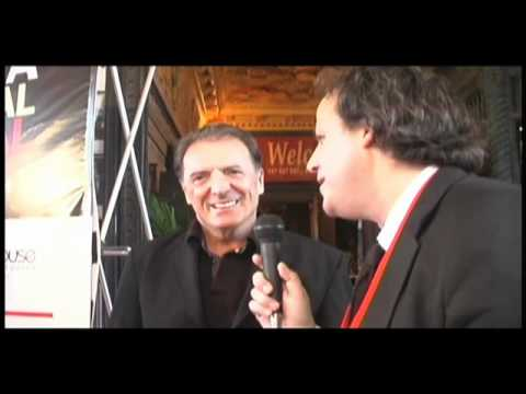 Armand Assante on the RED CARPET