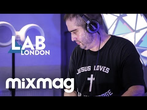 TODD EDWARDS Backto95 set in The Lab LDN