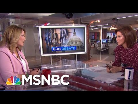 Sandy Hook Promise's New PSA Shows 'New Normal' Of School Shootings | Velshi & Ruhle | MSNBC