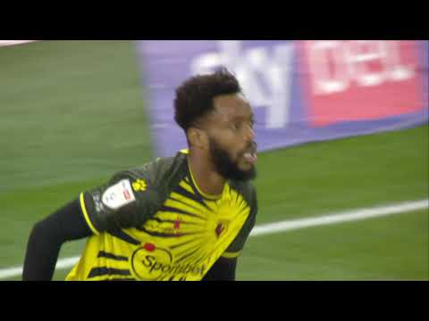 Watford Derby Goals And Highlights