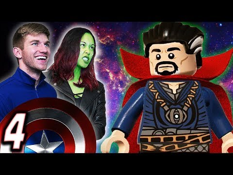 DOCTOR STRANGE - Part 4 - LEGO Marvel Superheroes 2