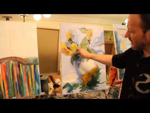 "FREE! Full video ""master class in August 2013"" painter Igor Sakharov"