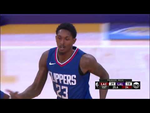 Patrick Beverley, Milos Teodosic and the Best of the New Clippers | October 19, 2017