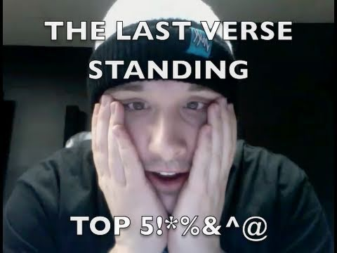 THE LAST VERSE STANDING CONTEST | WINNERS!!! (including top 5)