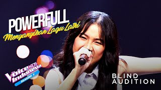 Download Britney Kimberly - Lathi | Blind Auditions | The Voice Kids Indonesia Season 4 GTV 2021