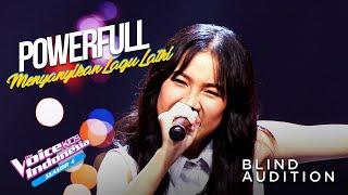 Britney Kimberly - Lathi | Blind Auditions | The Voice Kids Indonesia Season 4 GTV 2021