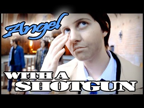 【✤SPN CMV✤】 Angel with a shotgun