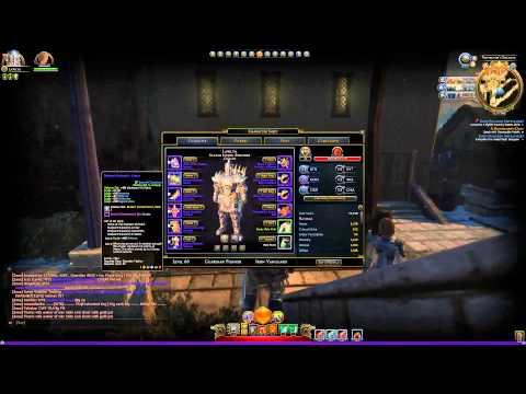 Neverwinter -  Guardian Fighter Info