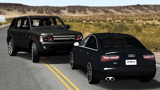 Luxury car crashes compilation #5 - beamng.drive •showmik