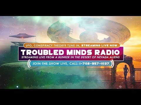 Troubled Minds Radio: Episode One - Conspiracy Query
