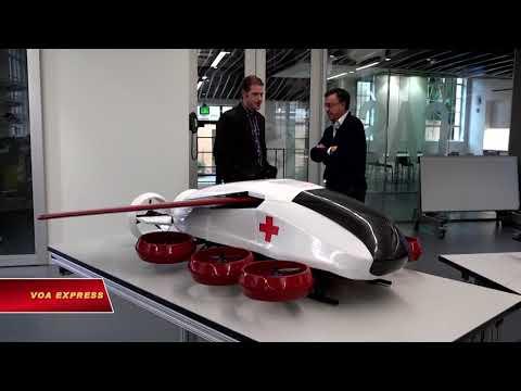 Các ứng dụng kinh ngạc của máy bay không người lái trong tương lai (VOA)