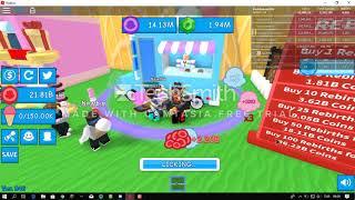 5000 rinascita yapt'm!/roblox simulatore di gelato/Emirhanxox309
