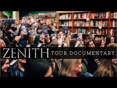 ZENITH BOOK TOUR DOCUMENTARY (Sasha Alsberg, Lindsay Cummings)