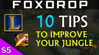 10 Tips To Improve Your Jungling - League of Legends
