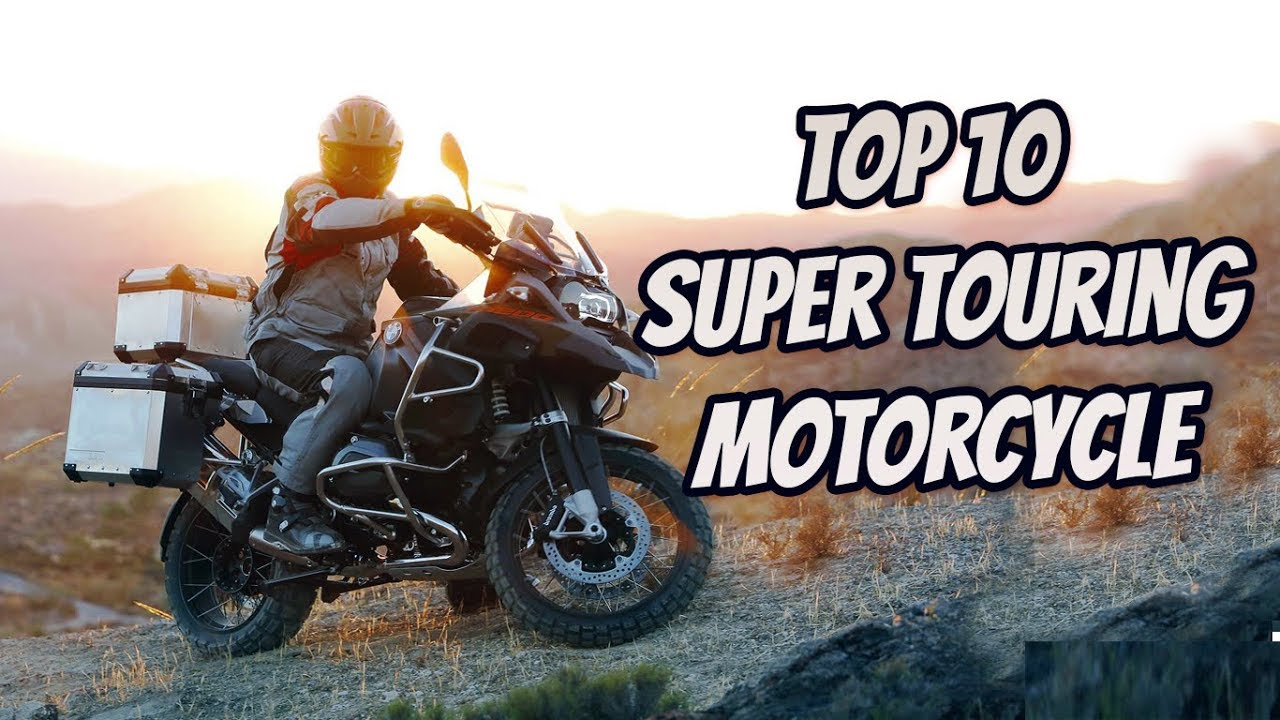 TOP 10 BEST TOURING MOTORCYCLE #1