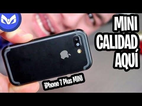 iPhone 7 PLUS MINI PURA CALIDAD Y SORPRENDE