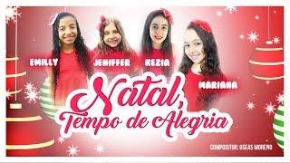 Natal Tempo De Alegria Emilly, Jeniffer, Kezia e Mariana - DE CRIANA PRA CRIANA.mp3