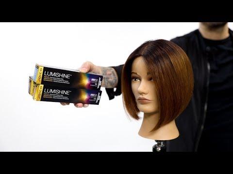 Shadow Root Color Melt Hair Color Technique | MATT BECK VLOG 108