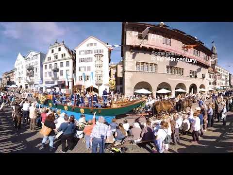 Sechseläuten 360° – Zurich Spring Festival