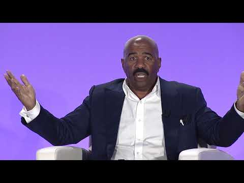 Steve Harvey Talks About The Power of Imagination